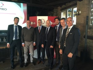 Il Roadshow LG si è tenuto a Milano in data 22 aprile 2015.