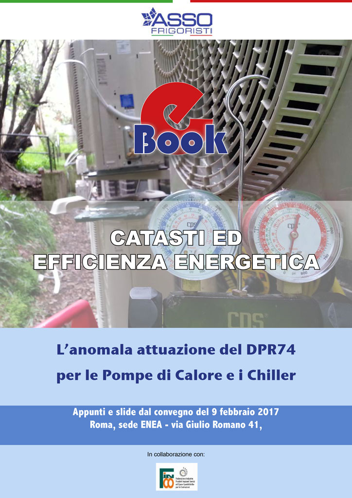 Catasti ed efficienza energetica