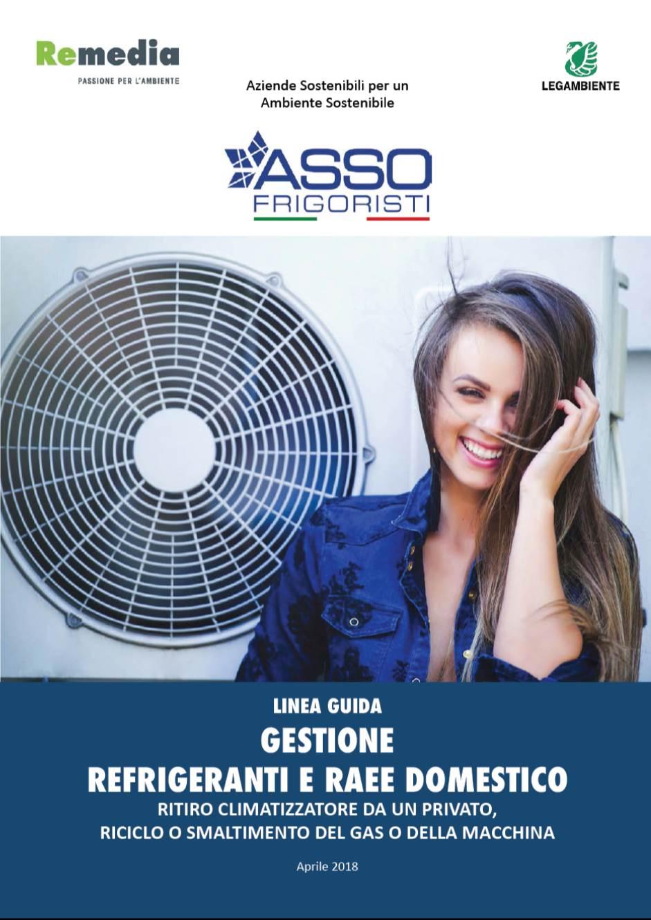 Gestione Refrigeranti e RAEE Domestico